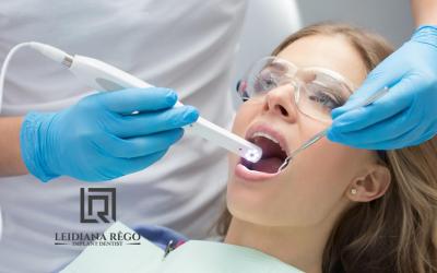 Câmera Intraoral – Dra. Leidiana Rêgo – Clínica Odontológica Dentista Manaus